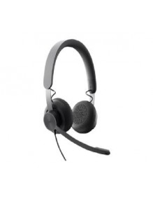 Auriculares con microfono logitech zone wired